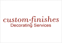 Custom Finishes Decorating Services